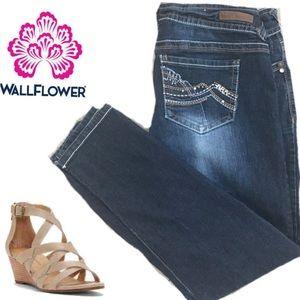 Wallflower Jeans - Wallflower 5 Pocket Skinny Jeans Sz. 15